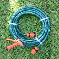 15 meter Garden hose with Fittings. Click for more information...